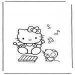 Personnages de bande dessinée - Hello kitty 13