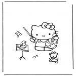 Personnages de bande dessinée - Hello Kitty 14