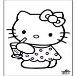 Personnages de bande dessinée - Hello Kitty 27
