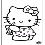 Personnages de bande dessinée - Hello Kitty 28