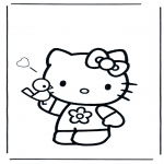 Personnages de bande dessinée - Hello Kitty 3