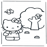 Personnages de bande dessinée - Hello Kitty 4