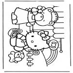 Personnages de bande dessinée - Hello Kitty 5