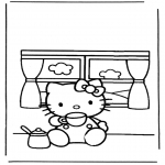 Personnages de bande dessinée - Hello kitty 6