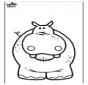 Hippopotame 3