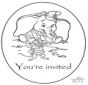 Invitation Dumbo