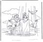 Jésus et Jean le Baptiste 2