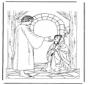 Jésus et la femme malade