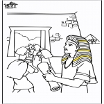 Coloriages Bible - Joseph
