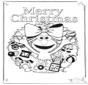 Joyeux Noël '1, rue Sésame'