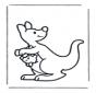 Kangourou pour les petits