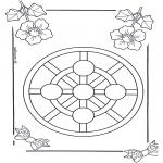Mandala - Kindermandala 3