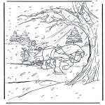 Personnages de bande dessinée - La Belle 2