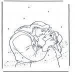 Personnages de bande dessinée - La Belle et la Bête 5