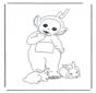 Laa-laa et les lapins