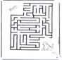 Labyrinthe chien
