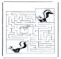 Labyrinthe mouffette