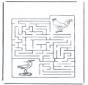 Labyrinthe oiseaux