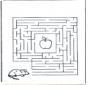 Labyrinthe souris