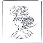 Personnages de bande dessinée - L'amie d'Obélix