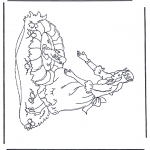 Bricolage coloriages - Le prince de grenouille
