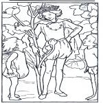 Coloriages faits divers - Le Roi des elfes