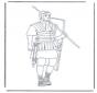 Le soldat romain 1