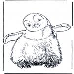 Personnages de bande dessinée - Les petits pieds du bonheur 3
