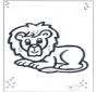 Lion pour les petits