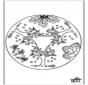 Mandala de Automne 1
