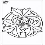 Mandala - Mandala de Automne 2