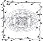 Mandala de fleurs 5