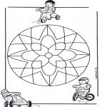 Mandala - Mandala d'enfant 10
