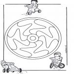 Mandala - Mandala d'enfant 12