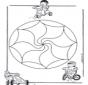 Mandala d'enfant 14