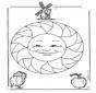 Mandala d'enfant 15