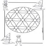 Mandala - Mandala d'enfant 2