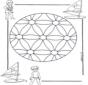 Mandala d'enfant 2