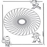 Mandala - Mandala d'enfant 20