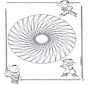 Mandala d'enfant 20