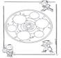 Mandala d'enfant 24