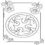 Mandala - Mandala d'enfant 6