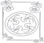 Mandala d'enfant 6