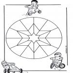 Mandala - Mandala d'enfant 9