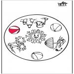 Mandala - Mandala - été