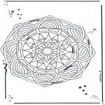 Mandala - Mandala - étoiles 2