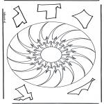Mandala - Mandala geo 10
