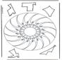 Mandala geo 10