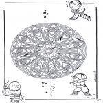 Mandala - Mandala geo 13