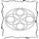 Mandala - Mandala geo 6